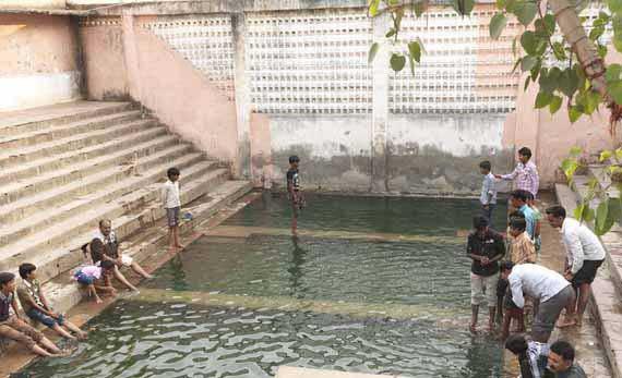 Tulsi Shyam Springs