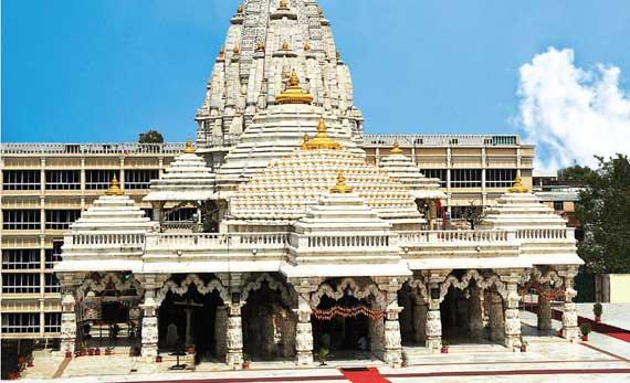 Goddess Ambe Temple